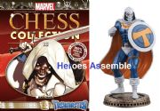 Marvel Chess Collection #18 Taskmaster Eaglemoss Publications